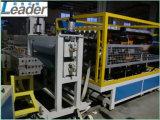 Línea 2017 de la protuberancia de la hoja del perfil del azulejo de la resina sintetizada del PVC