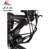 Bicyclette électrique de bâti d'alliage d'aluminium du certificat 700c 36V de la CE (JSL033A-7)