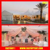 حزب خيمة لأنّ رفاهيّة [ودّينغ سرموني] مع أرضية أحمر في [غنغزهوو]