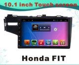Androïde GPS van de Auto DVD van het Systeem Navigatie voor Scherm van de Capacitieve weerstand van 10.1 Duim van Honda het Geschikte met Bluetooth/TV/WiFi/USB