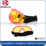 Gafas de seguridad tácticas del trabajo de las aduanas de los anteojos de seguridad de la insignia de encargo al por mayor de la alta calidad