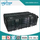 pacchetto ricaricabile della batteria LiFePO4 di 48V 100ah per il sistema di memorizzazione solare