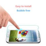 protetor da tela do vidro Tempered de 9h 2.5D para Samung S4