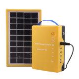 Portable 100With55ah/220V weg vom Rasterfeld-Sonnensystem für Hauptgebrauch