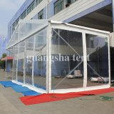 tenda trasparente commerciale bianca resistente Cina del partito del blocco per grafici del vento 10X12