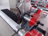 Elektrisches PLC-Kurbelgehäuse-Belüftung, Abdeckfolie, verdoppeln mit Seiten versehene Protokoll-Rollenausschnitt-Maschine