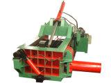 Fabricantes hidráulicos de la máquina de la embaladora del desecho-- (YDF-160A)