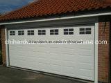 絶縁された部門別のガレージのドアの高品質のオーバーヘッドガレージのドア