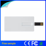 Azionamento di plastica 2016 dell'istantaneo del USB della carta di credito del regalo promozionale di Hotsale 1GB