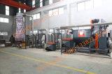 Neues HDPE-LDPE, das Maschine aufbereitet