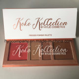 Kylie no amor com a coleção de Koko cora/Highlighter/paleta de Bronzer