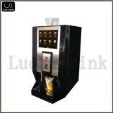 情報処理機能をもった、LCDの100etタッチ画面のエスプレッソのコーヒー自動販売機