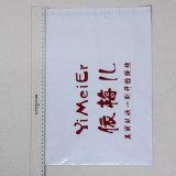 Подгонянный напечатанный мешок габарита логоса пластичный