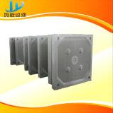 Placa de filtro de membrana para filtro de imprensa