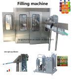 Lavagem automática de bebidas frias Engarrafamento Fazendo máquinas para água carbonatada