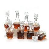 Boisson alcoolisée 2016 de Chaud-Vente/vin/bouteille en verre d'esprit