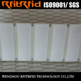 860-960MHz etiqueta impermeable pasiva programable del rango largo RFID