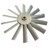 14 kleine justierbare Schaufeln für axialen Ventilator-Antreiber