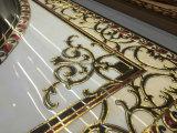 مصقول والذهبي لغز المزجج بلاط كريستال الطابق في قوانغتشو