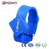 MIFARE DESFire D21 D41 D81 Bracelet en silicone RFID