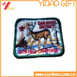 Emballage et patch personnalisés à broder, label Wonven, cadeau promotionnel (YB-HR-399)