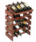 20 زجاجة خشبيّة خمر من ينضّد عرض خمر تخزين من