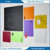 Изготовленный на заказ размеры, цветастая стеклянная доска сочинительства БЕЗ магнитной