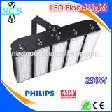 Luz de Philips LED del poder más elevado para el reflector al aire libre de la iluminación 500W LED