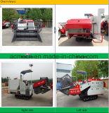 穀物のムギのトウモロコシの米のコンバインのための絶頂の収穫機