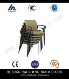 Oficina amontonable del acoplamiento de la silla Silla-Gris