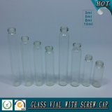 3ml 5ml 8ml 10mlガラスの精油の瓶ガラスのガラスびん