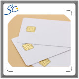 Blank White Sle5542 Contact Smart IC Card