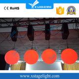 Bereich-Handkurbel-Licht der LED-anhebendes Farben-Kugel-DMX LED kinetisches