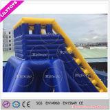 販売のための巨大で膨脹可能な水スライドの巨大で膨脹可能な低下蹴り