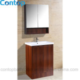 Governo di stanza da bagno domestico moderno di legno solido