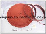 """Webbing vermelho de 600d 1 """" PP para acessórios do saco"""