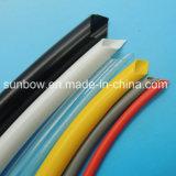 Flamme-Widerstand flexible Belüftung-Rohrleitung für elektronische Bauelemente
