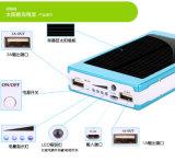Mobile Zubehör-Sonnenenergie hat 15000mAh