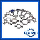Bride/soudure/amorçage d'ajustage de précision de pipe de support de support de tube de bride de fixation de tube de Fh
