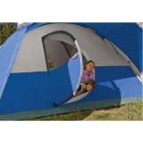 ドームのファミリー・カーのキャンピングカーのキャンプ旅行容易な上り8人のテント