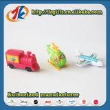 Lustige mini nette Fahrzeug-Plastikspielwaren für Kinder