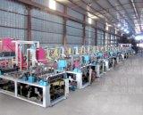 Belüftung-PET Lichtbogen-Form-Beutel, der Maschine herstellt