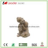 가정 훈장과 정원 장신구를 위해 장식 Polyresin 정원 Buddha 동상