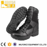 Армия женщин Boots кожаный ботинки воиска женщин