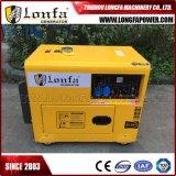 leiser Dieselmotor-Generator des elektrischen Strom-6.5kVA mit CER Soncap