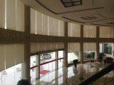 Poliéster & de rolo manuais do PVC cortinas, cortinas de rolo Chain, cortinas de rolo do escurecimento