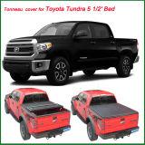 Toyota 동토대 5를 위한 100% 일치된 접히는 침대 덮개 1 2 ' 대원 최대 침대