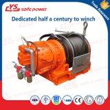 Tipo caldo argano pneumatico del freno del cilindro dell'aria di vendita di Jqh100*12 10ton dell'aria