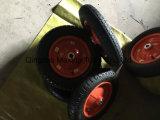 Maxtop 공기 압축 공기를 넣은 400-4 고무 바퀴