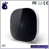 Cargador inalámbrico Wi-Fi para el teléfono móvil